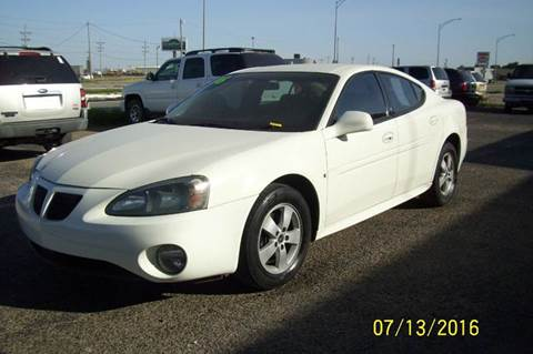 2006 Pontiac Grand Prix for sale in Liberal, KS