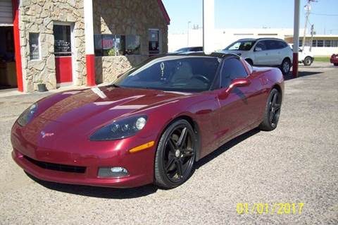 2006 Chevrolet Corvette for sale in Liberal, KS