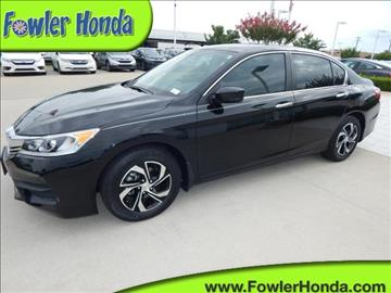 2017 Honda Accord for sale in Norman, OK