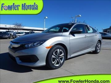 2017 Honda Civic for sale in Norman, OK