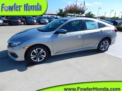 2017 Honda Civic for sale in Norman, OK