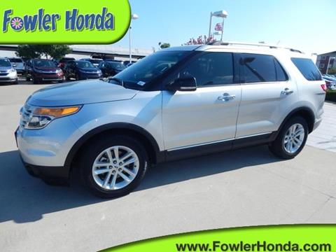 2012 Ford Explorer for sale in Norman, OK