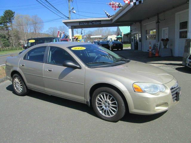 2006 Chrysler Sebring Touring 4dr Sedan In Wilton Ct