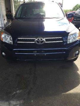 2007 Toyota RAV4 for sale in Wilton, CT