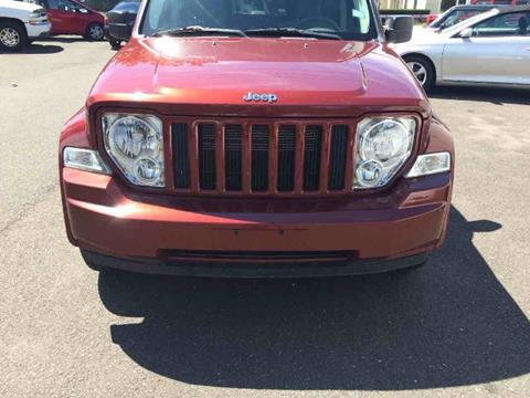 2008 Jeep Liberty for sale in Wilton, CT