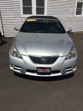 2008 Toyota Camry Solara for sale in Wilton, CT