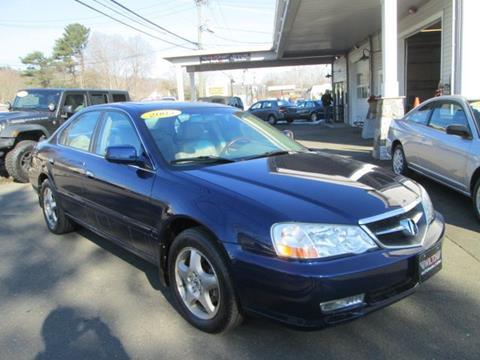 2003 Acura TL for sale in Wilton, CT
