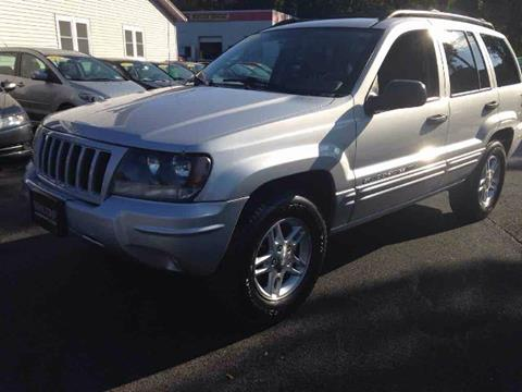 2004 Jeep Grand Cherokee for sale in Wilton, CT