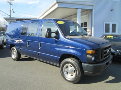 2009 Ford E-Series Cargo for sale in Wilton, CT