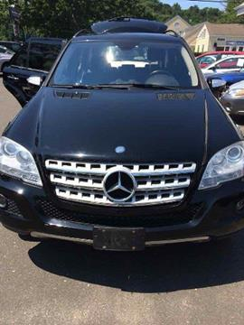 2009 Mercedes-Benz M-Class for sale in Wilton, CT