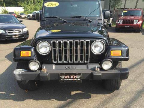 2004 Jeep Wrangler for sale in Wilton, CT