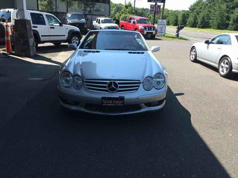 2004 Mercedes-Benz SL-Class for sale in Wilton, CT