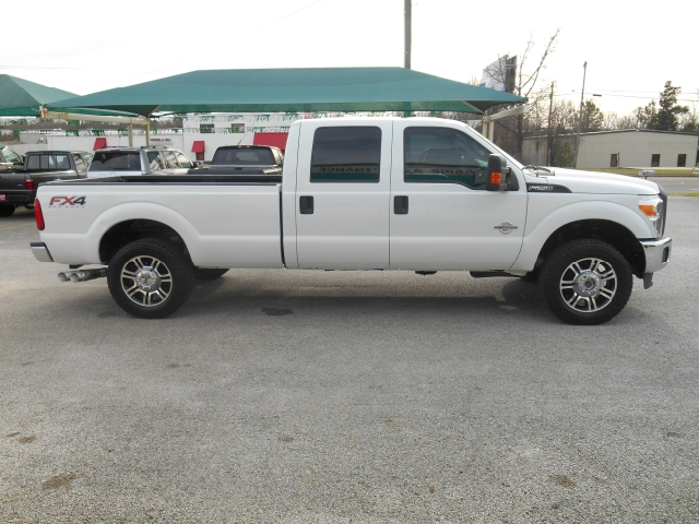2015 Ford F-250 Super Duty 4x4 XL 4dr Crew Cab 8 ft. LB Pickup - Tyler TX