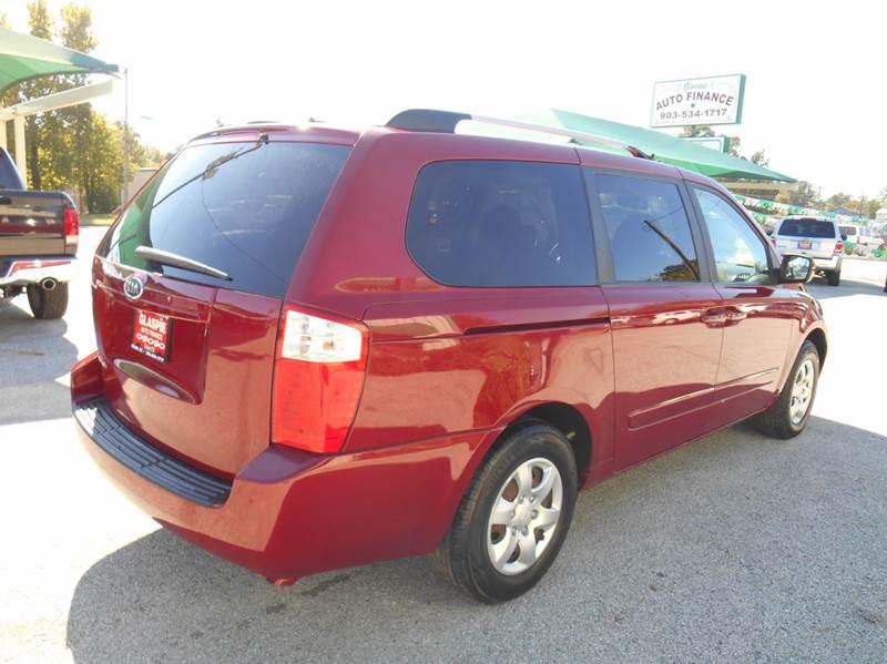2009 Kia Sedona LX 4dr Mini-Van LWB - Tyler TX