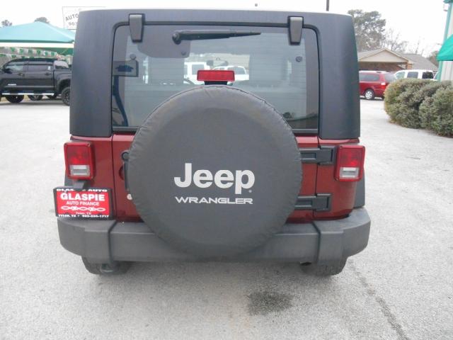 2010 Jeep Wrangler 4x4 Sport 2dr SUV - Tyler TX