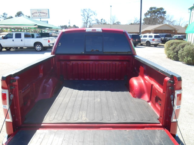 2009 Ford F-150 4x4 Lariat 4dr SuperCrew Styleside 5.5 ft. SB - Tyler TX