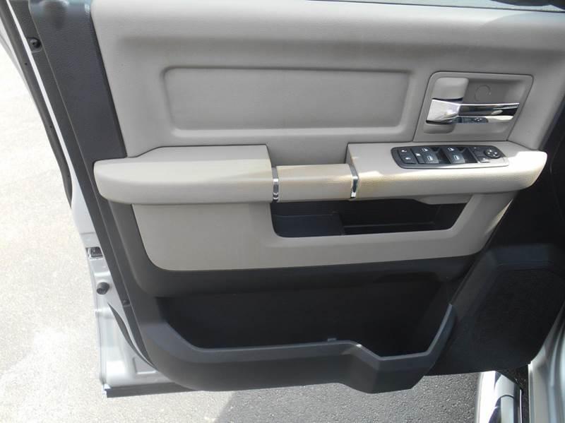 2010 Dodge Ram Pickup 1500 4x2 SLT 4dr Crew Cab 5.5 ft. SB Pickup - Tyler TX