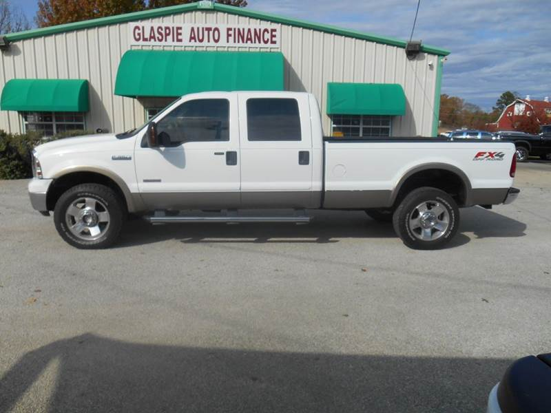 2007 Ford F-350 Super Duty Lariat 4dr Crew Cab 4WD LB - Tyler TX