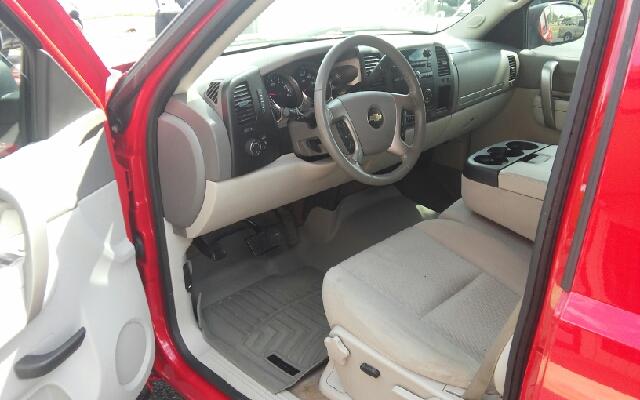 2013 Chevrolet Silverado 1500 4x4 LT 4dr Crew Cab 5.8 ft. SB - Tyler TX