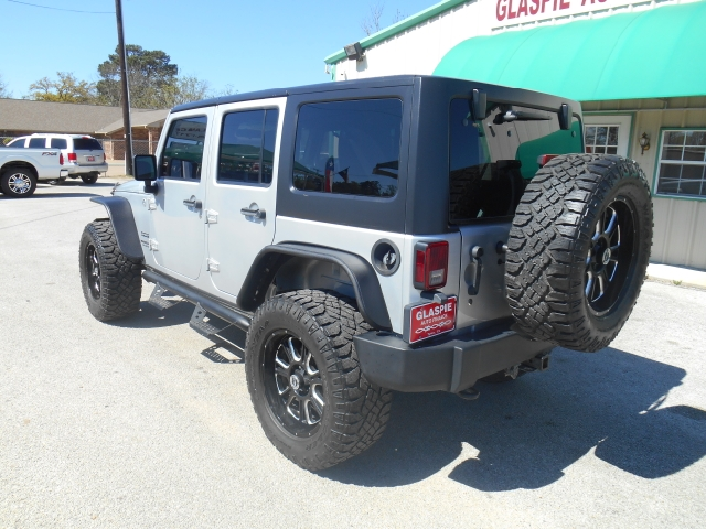 2011 Jeep Wrangler Unlimited 4x4 Sport 4dr SUV - Tyler TX
