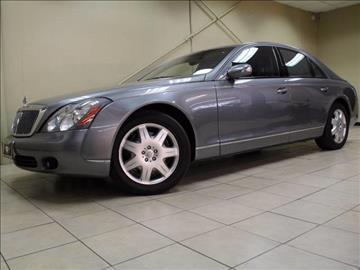 2008 Maybach 57 for sale in Corona, CA