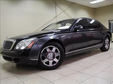 2004 Maybach 57 for sale in Corona, CA