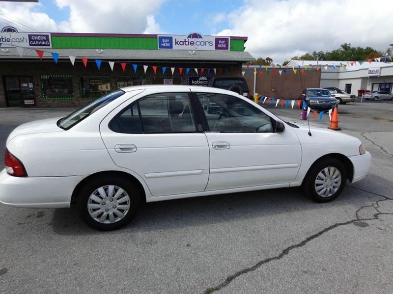 2000 Nissan Sentra