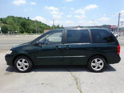 2003 Mazda MPV