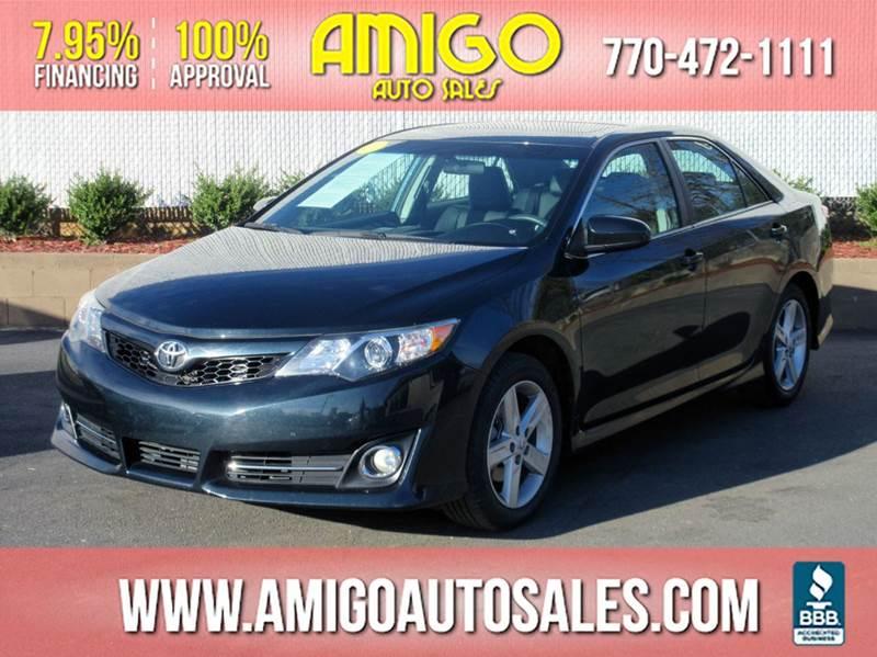 Amigos Auto Sales >> Main