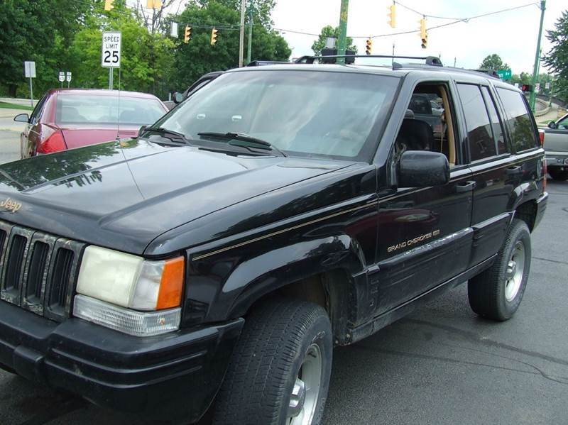 1996 jeep grand cherokee for sale in asheville nc. Black Bedroom Furniture Sets. Home Design Ideas
