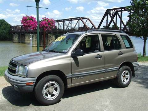 2003 Chevrolet Tracker for sale in Marietta, OH