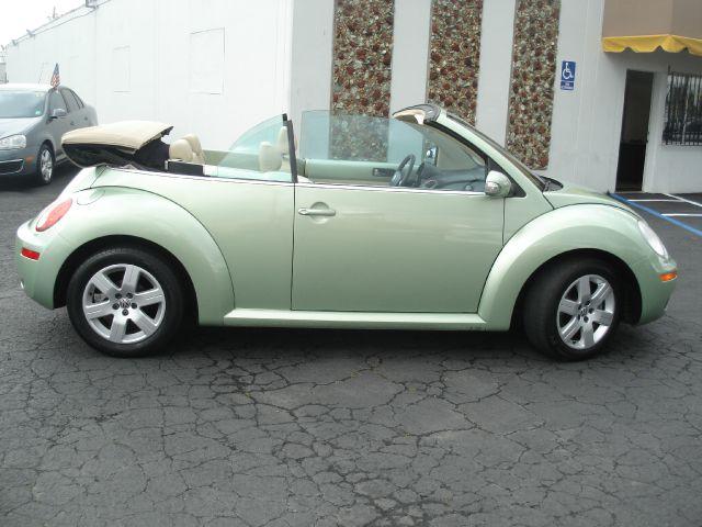 2007 Volkswagen Beetle 2.5L PZEV Convertible - Sacramento CA