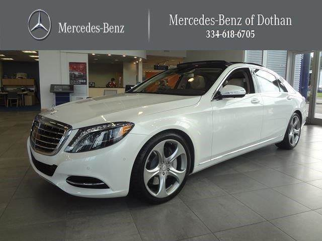 2015 mercedes benz s class s550 4dr sedan in dothan dothan for Mike schmitz mercedes benz dealership