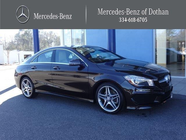 Used 2015 mercedes benz cla class cla250 4dr in dothan al for Mercedes benz huntsville al