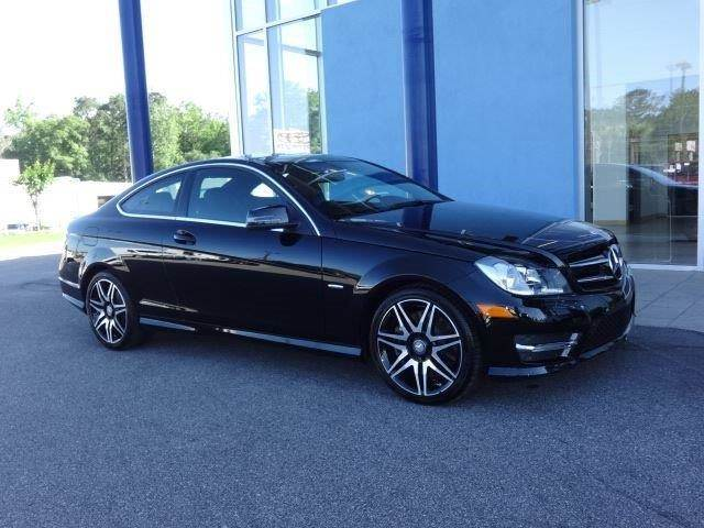 2014 mercedes benz c class c250 2dr coupe dothan al for Mike schmitz mercedes benz dealership