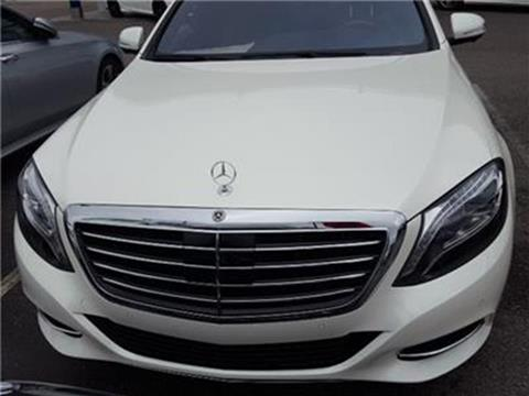 2017 Mercedes-Benz S-Class for sale in Dothan, AL