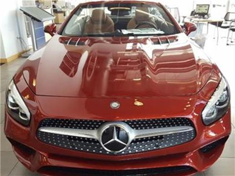 2017 Mercedes-Benz SL-Class for sale in Dothan, AL