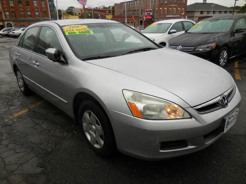 2007 Honda Accord LX For Sale in Worcester MA CarGurus