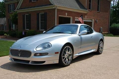2006 Maserati GranSport for sale in Jacksonville, FL