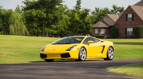 2004 Lamborghini Gallardo for sale in Jacksonville, FL