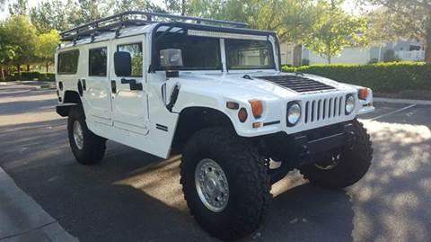 2000 AM General Hummer for sale in Jacksonville, FL