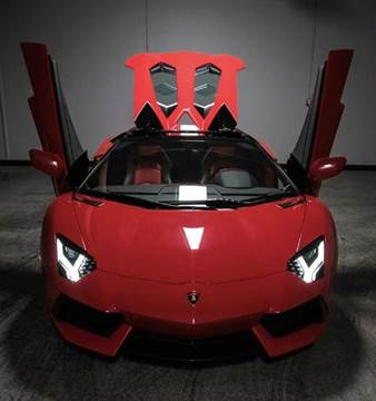 2014 Lamborghini Aventador for sale in Jacksonville, FL
