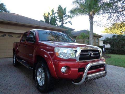 2006 Toyota Tacoma for sale in Jacksonville, FL