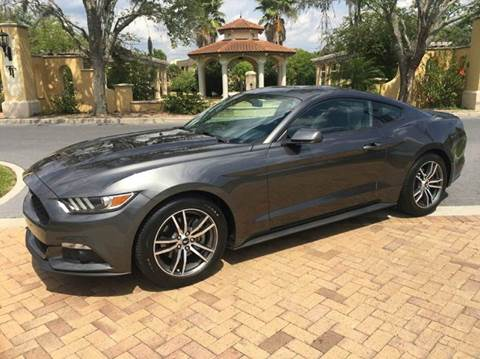 2016 Ford Mustang for sale in Jacksonville, FL