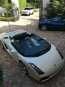 2007 Lamborghini Gallardo for sale in Jacksonville, FL