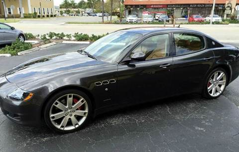 2013 Maserati Quattroporte for sale in Jacksonville, FL