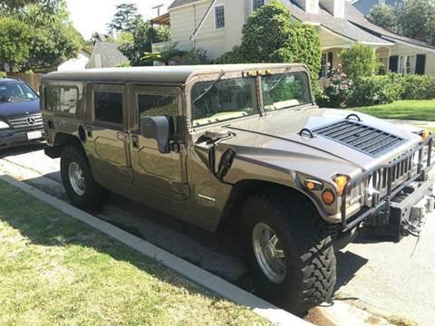 1999 AM General Hummer for sale in Jacksonville, FL