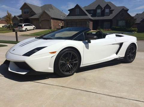 2011 Lamborghini Gallardo for sale in Jacksonville, FL