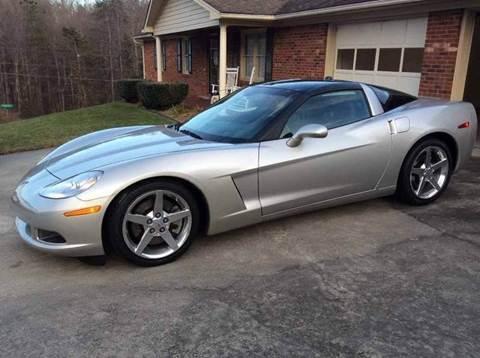 2005 Chevrolet Corvette for sale in Jacksonville, FL