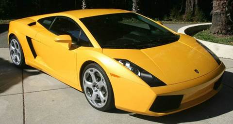 2005 Lamborghini Gallardo for sale in Jacksonville, FL